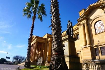 Australie, Sydney, national library
