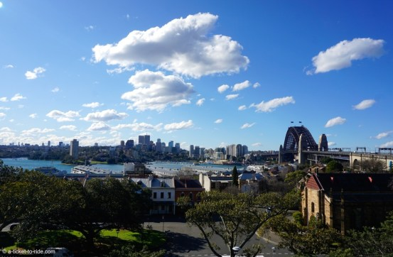 Australie, Sydney, colline de l'observatoire
