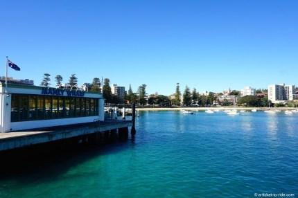 Australie, Sydney, Manly