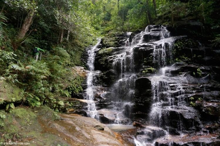 Australie, Blue Mountains, Empress falls