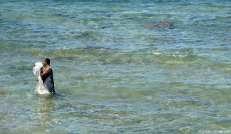 Nouvelle-Calédonie, Nouméa, anse vara