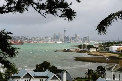 Nouvelle-Zélande, Auckland, Devonport
