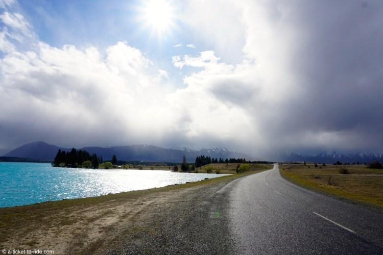 Nouvelle-Zélande, île du sud