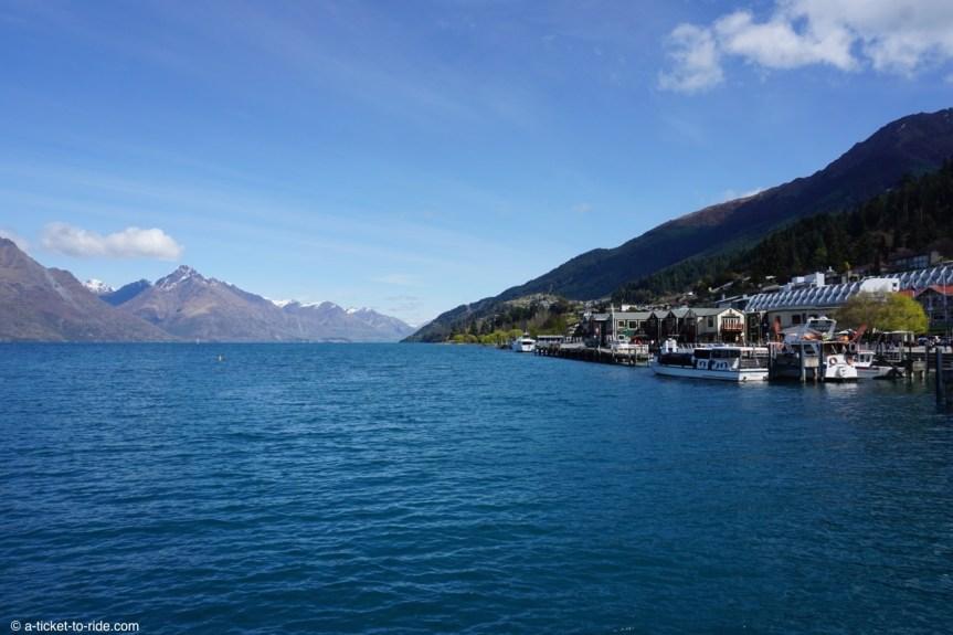 Nouvelle-Zélande, Queenstown