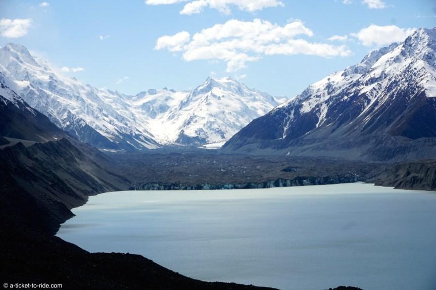 Nouvelle-Zélande, Mont Cook
