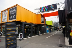 Nouvelle-Zélande, Christchurch, Re-start