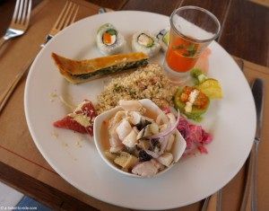 Pérou, Lima, gastronomie