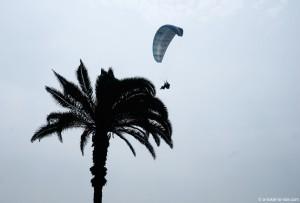 Pérou, Lima, parapente