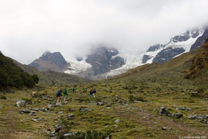 Pérou, trek du Salkantay, jour 1