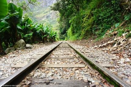 Pérou, trek du Salkantay, hydro electrica