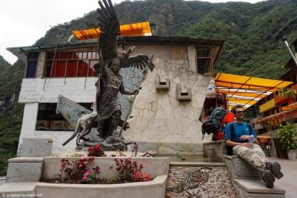 Pérou, trek du Salkantay, Aguas Calientes