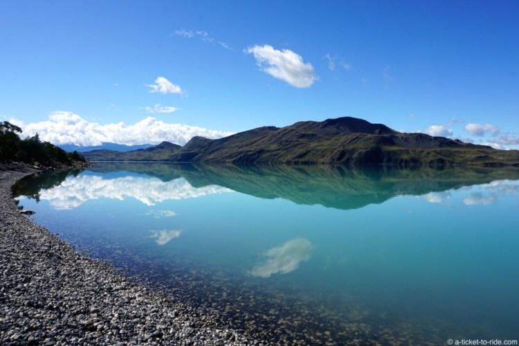 Chili, Torres del Paine, jour 3, lago Nordernskjöld