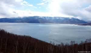 Russie, transsibérien, lac Baikal