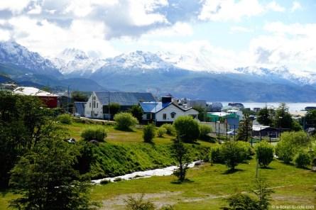 Argentine, Ushuaia