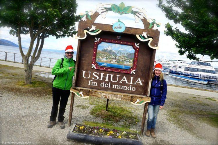Argentine, Ushuaia, fin du monde