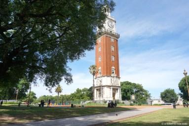 Argentine, Buenos Aires, Plaza San Martin