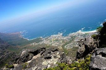 Afrique du Sud, Cape Town, Table Mountain