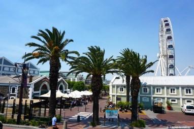 Afrique du Sud, Cape Town, Waterfront