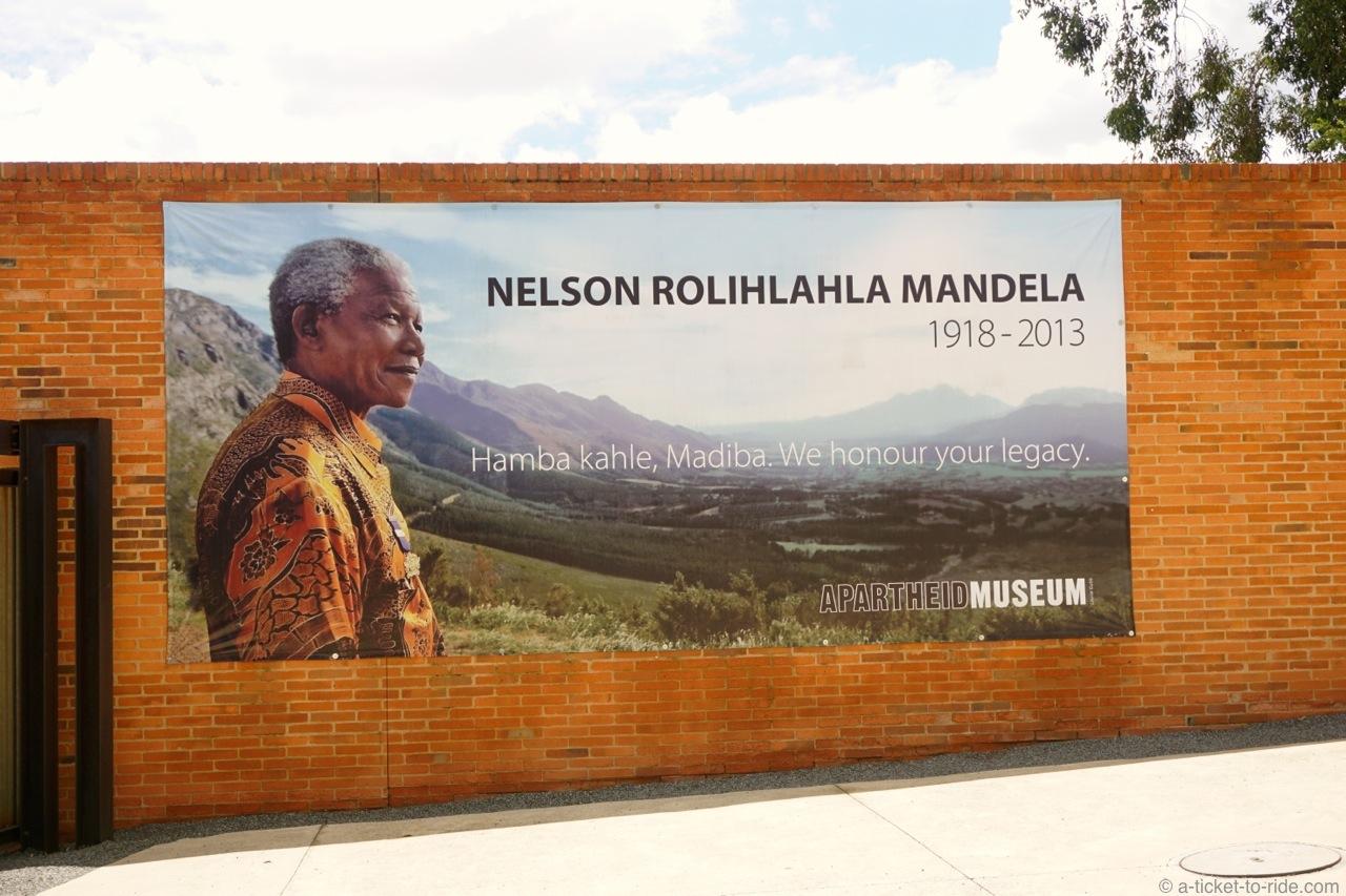 Johannesburg Sur Les Traces De Mandela