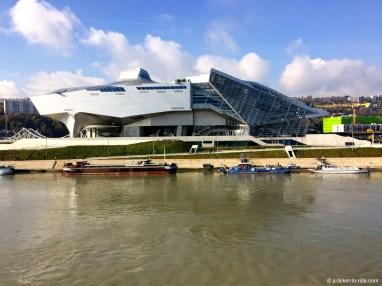Lyon, musée des Confluences