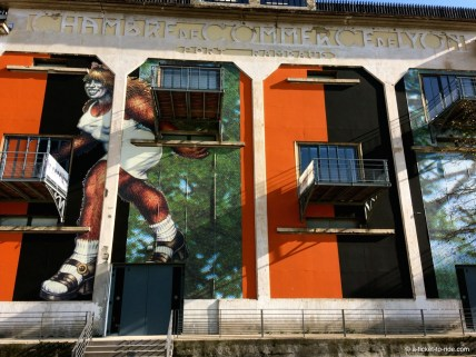 Lyon, la Confluence