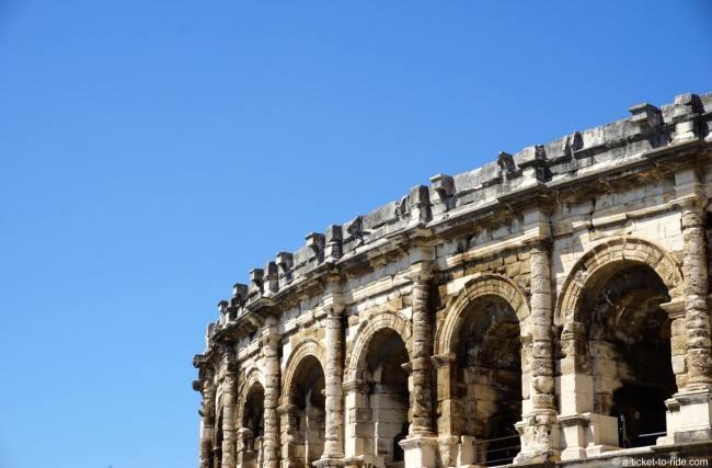 Nîmes, les Arènes