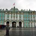 Russie, Saint-Pétersbourg, musée Ermitage
