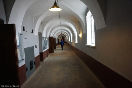 Russie, Saint-Pétersbourg, Cathédrale Saint Pierre et Paul, prison
