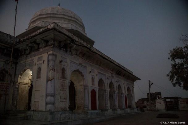 Chitrakoot-temple