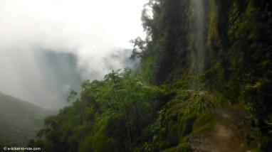Bolivie : la route de la mort