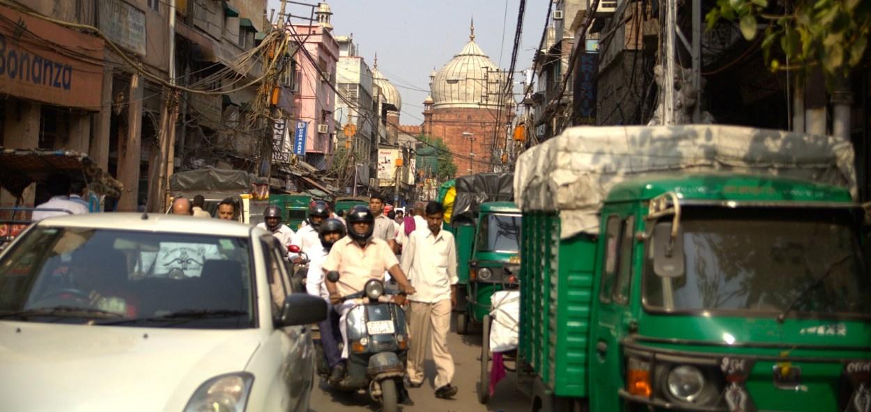 Inde-Delhi