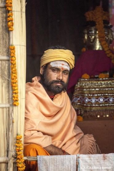 Inde-Khumbh Mela-portraits