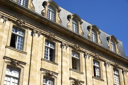 Bordeaux, immeubles