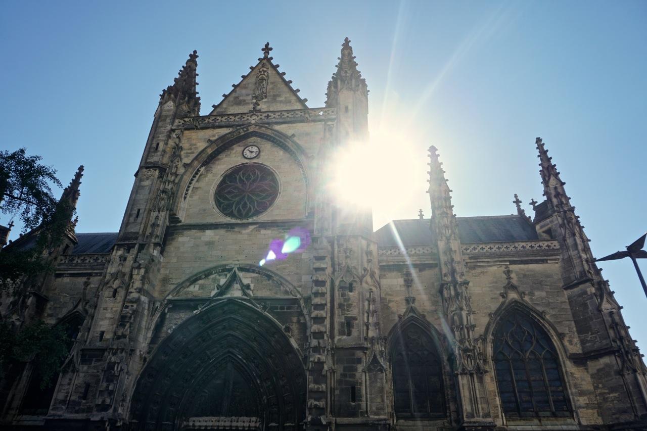 Bordeaux, basilique Saint-Michel