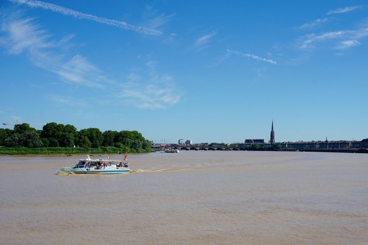 Bordeaux, Quais de la Garonne