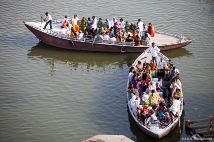 Inde, Varanasi, Gange