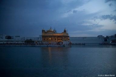 Inde, Amritsar, Golden temple