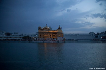 Inde, Amritsar, Golden temple