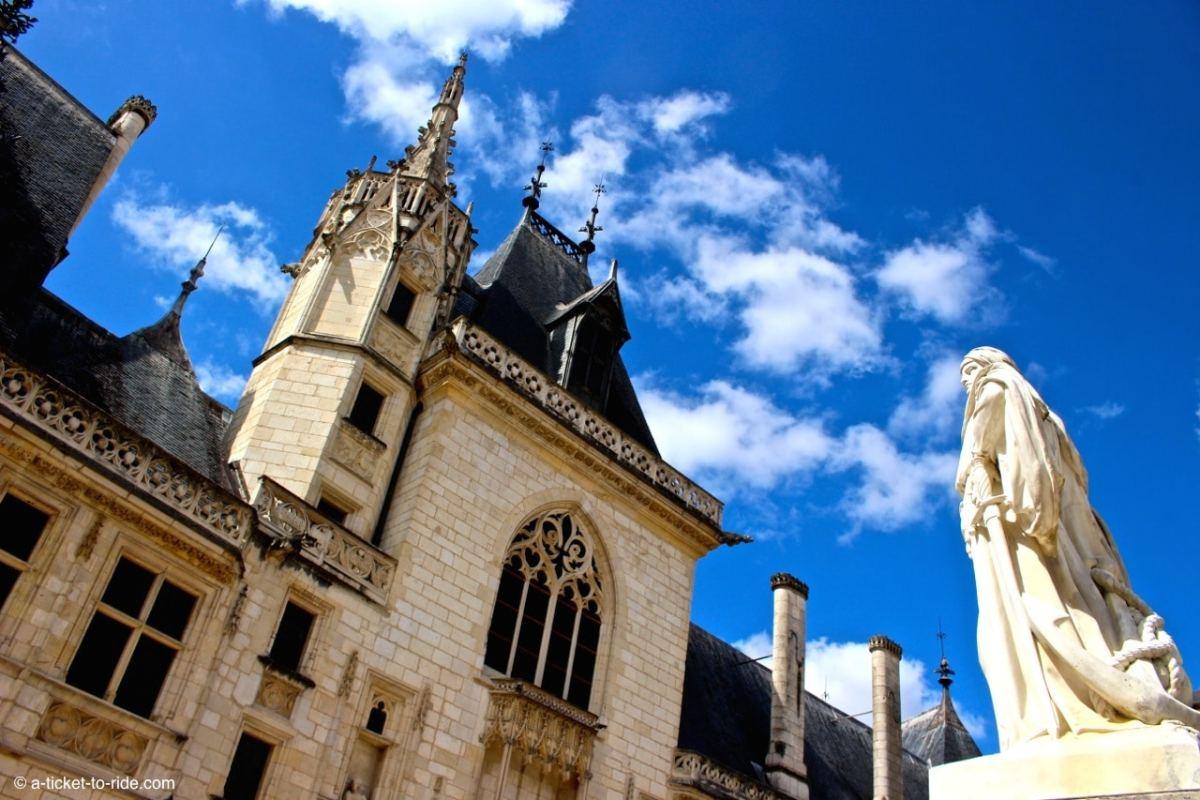 Bourges, Palais Jacques-Cœur