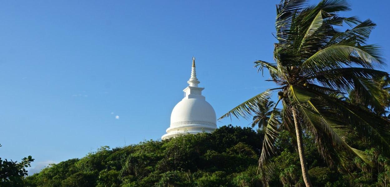 Sri Lanka, temple