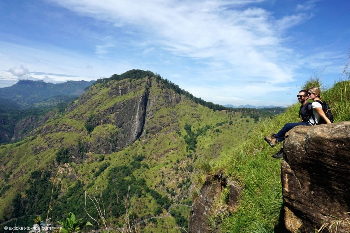 Sri Lanka, Ella, Adam's peak