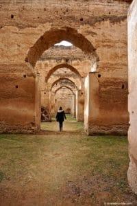 Meknès, écuries