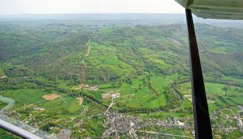Aveyron Jai Vol En ULM Et Pourtant Le Vertige
