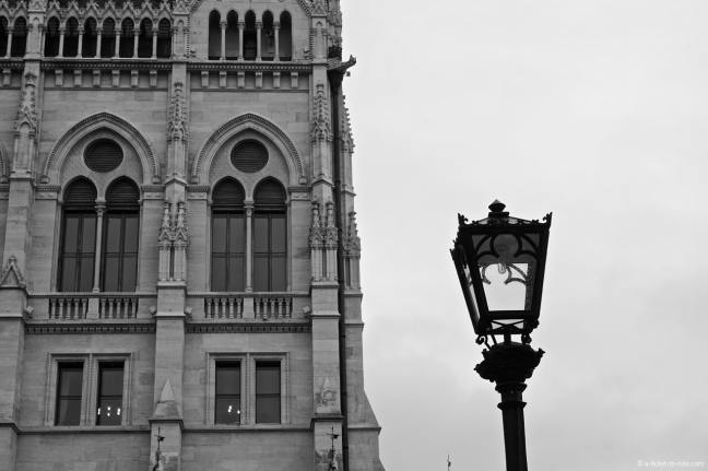 budapest-façade-parlement