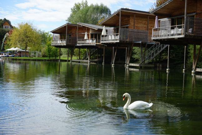 Savoie, village de Chanaz