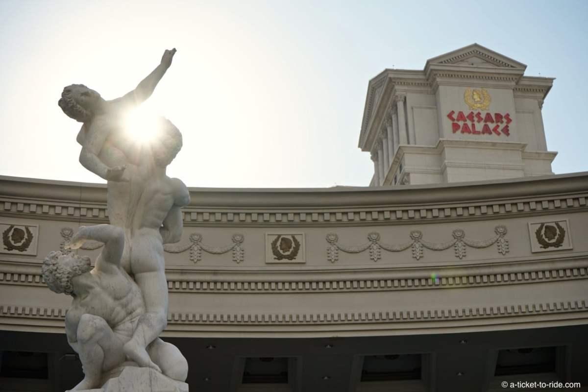 USA, Las Vegas, Caesars palace
