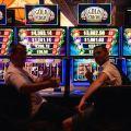 USA, Las Vegas, casino math et luc