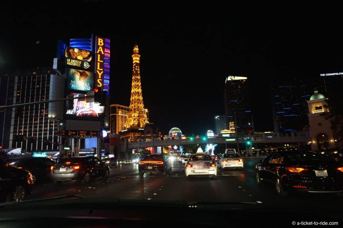 USA, Las Vegas, Strip