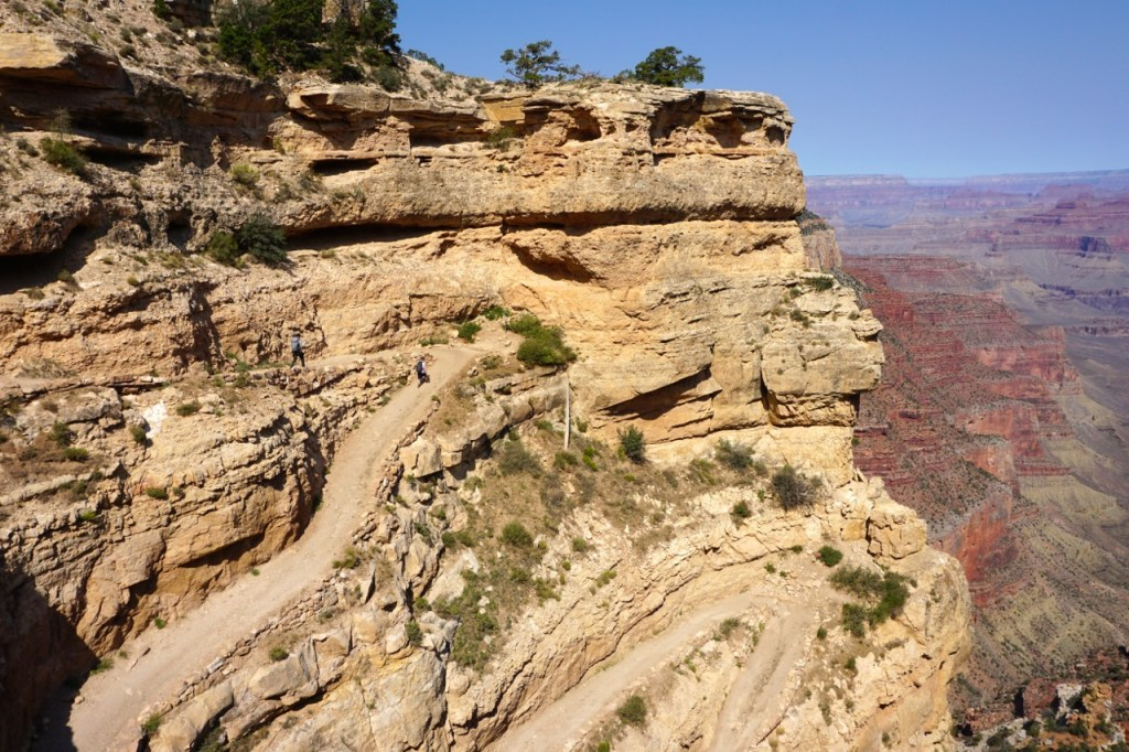 south-kaibab-trail-descente