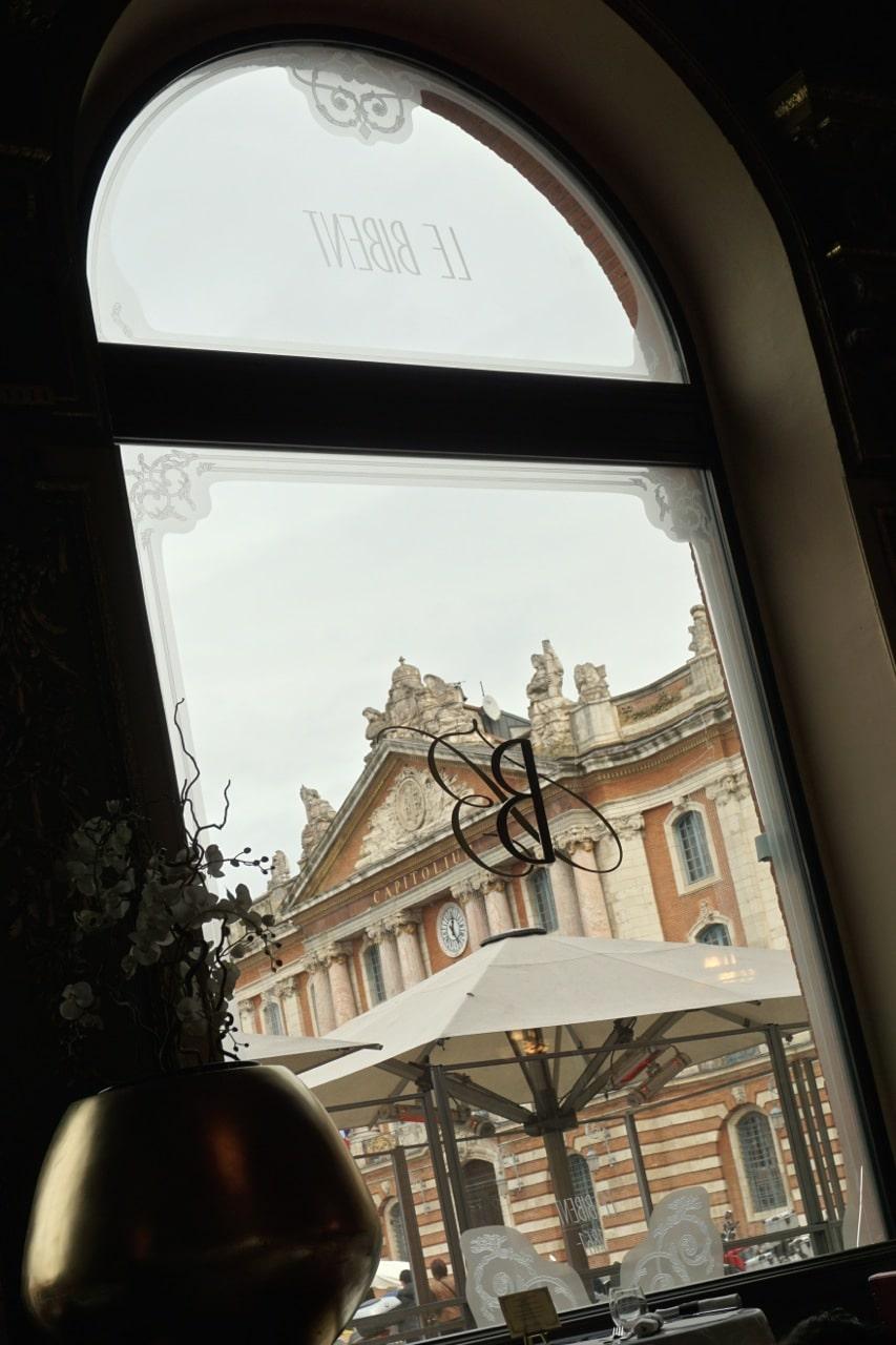 Toulouse, Bibent, place du Capitole